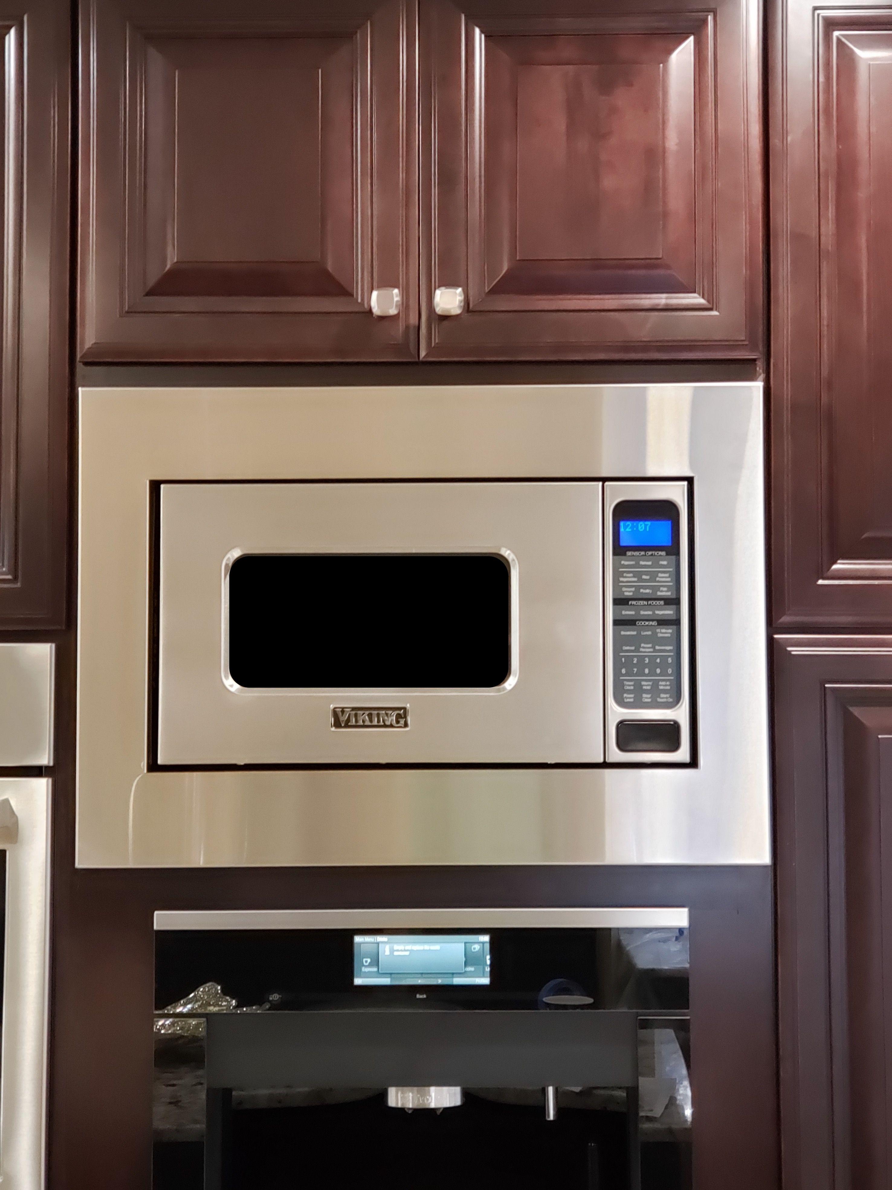 30 custom trim kit for viking microwave model