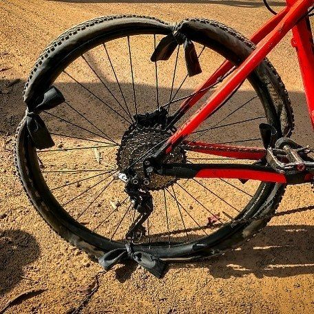 Bush Mechanics How To Fix A Bike Without Tools Bike Repair Bicycle Bike