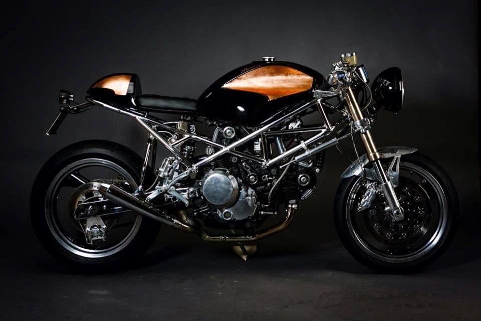 La Sburona - Moto Tuning com | café racer | Ducati monster 600