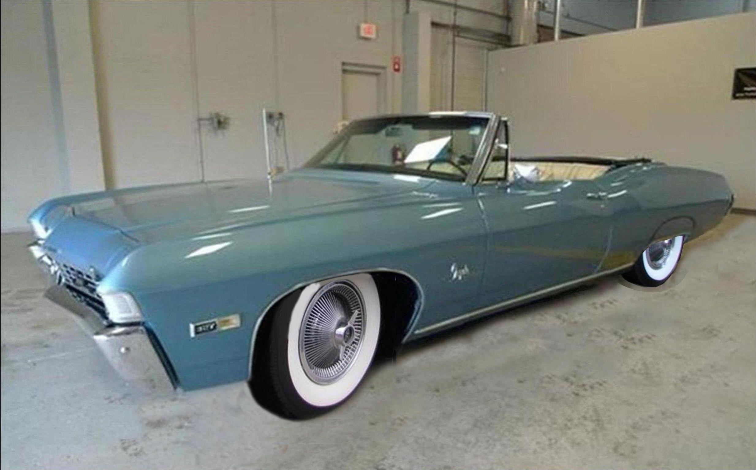 68 Impala 1968 Impala Convertible Lowrider Custom Impala Impala Chevy Impala Chevrolet Impala