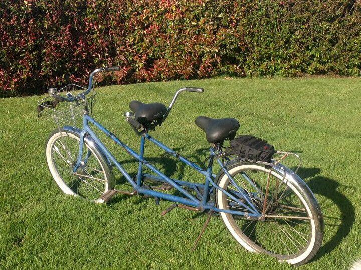 Ebikekit On Tandem Bicycle Electric Bike Kits Electric Bike Diy Tandem Bike