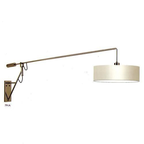 Applique excentr d port matrix 1 lampe luminaire design marke - Lampadaire deporte design ...