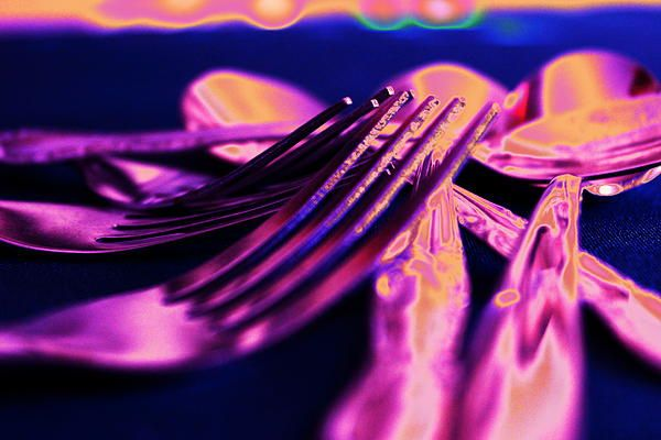 Forks and Spoons by Earl's Photography