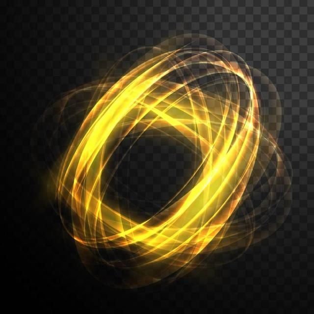 Transparent Golden Light Effect Circle Abstract Background Backdrop Png And Vector With Transparent Background For Free Download Tatuajes De Sonrisa Logotipo De Postres Marco