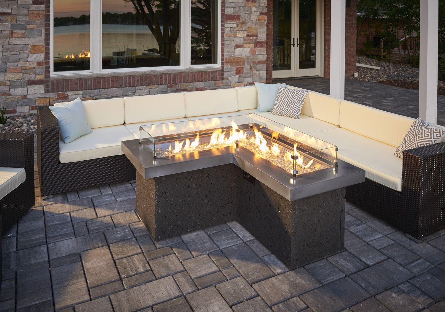 Top 10 Reasons To A Gas Fire Pit Official Outdoor Living Blog