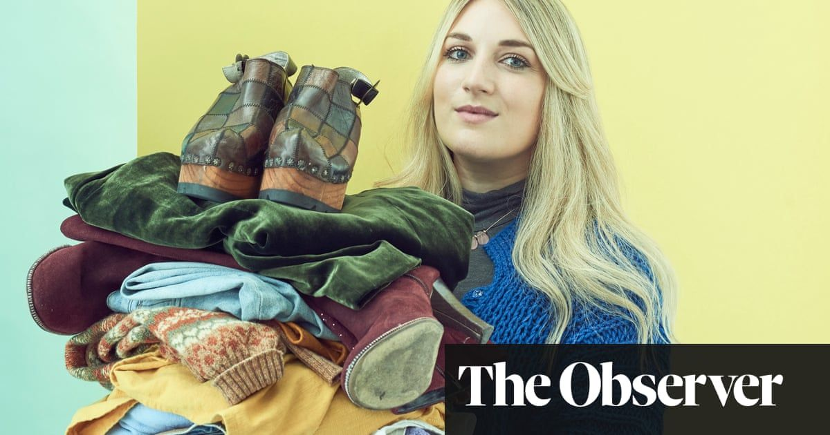 Could I go a year without buying any new clothes? | Fashion | The Guardian
