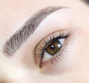 Microblading Los Angeles by Tinted Liquid Microblading