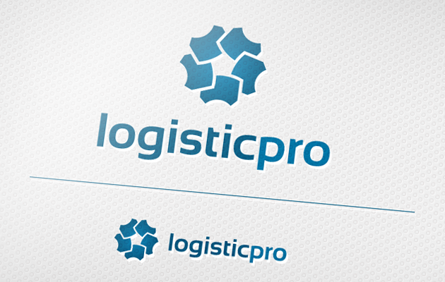 Logisticpro logo by artnook