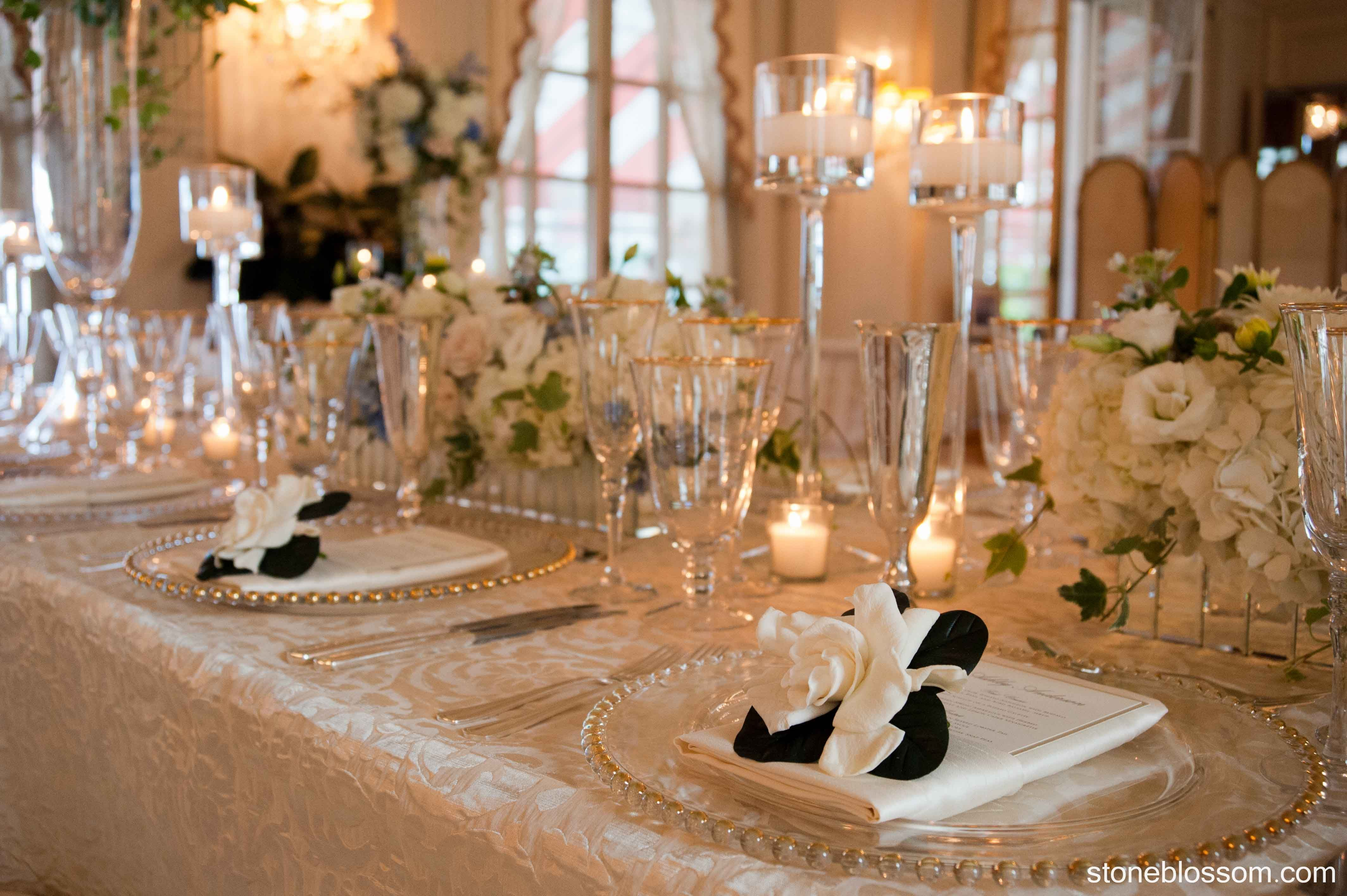 Its In The Detailsreception Dinner Rosecliff Mansion Newport RI By Wedding VenuesNewportMansionsReceptionsDinnersMansion