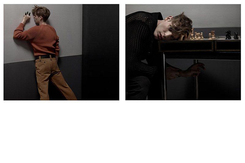 M: Baptiste Radufe for The Game of Solitude.