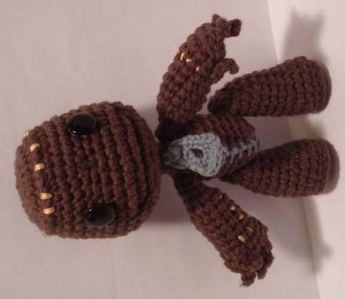 Little Big Planet Sackboy - with pattern link - CROCHET | Crochet ...