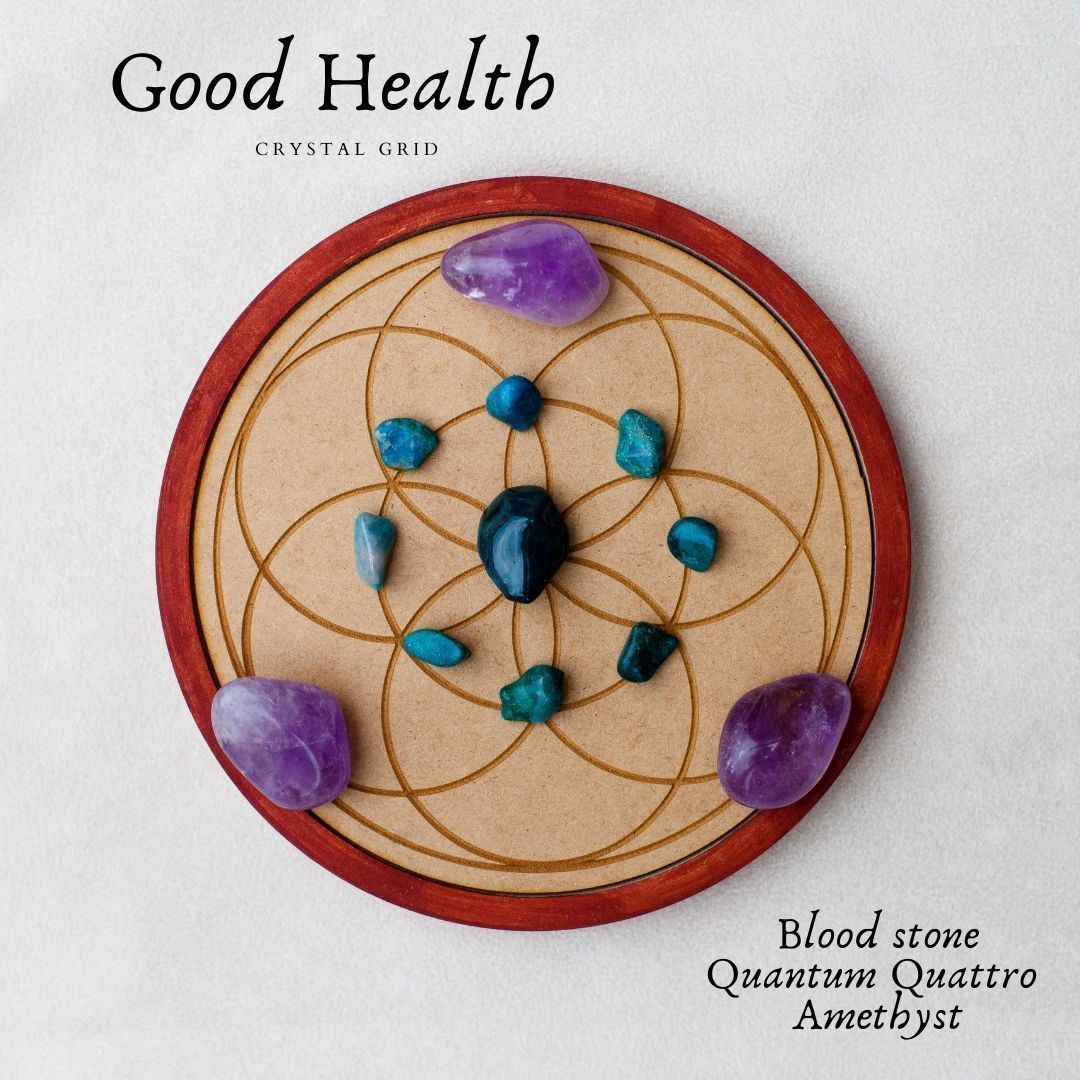 Pin On Crystal Grids