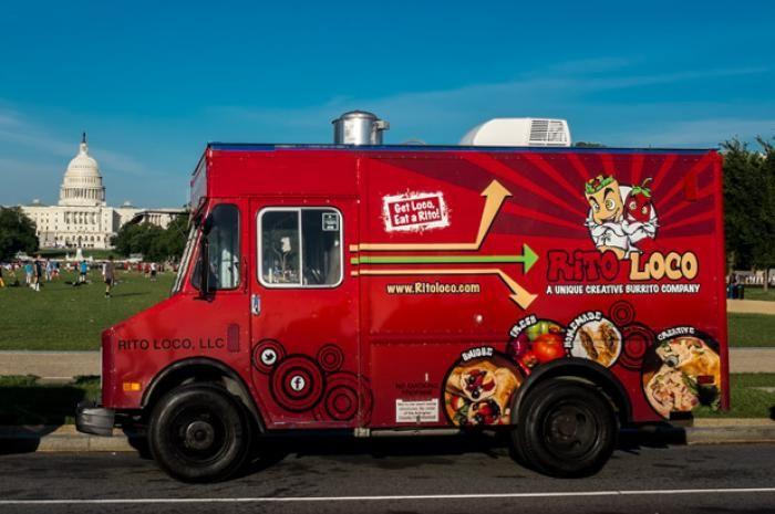 78 Rito Loco Washington D C From 101 Best Food Trucks In America 2013 Slideshow Food Truck Best Food Trucks Food Vans
