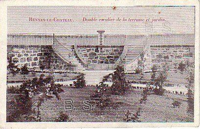 Rennes-le-Château, terrasse et jardin | Rennes-le-Château in 2019 ...