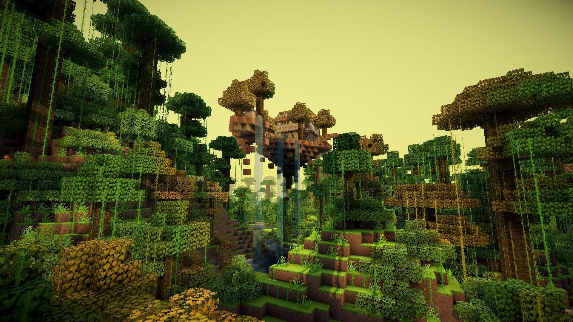 Minecraft Ultra Shaders Wallpapers p HD Album on Imgur