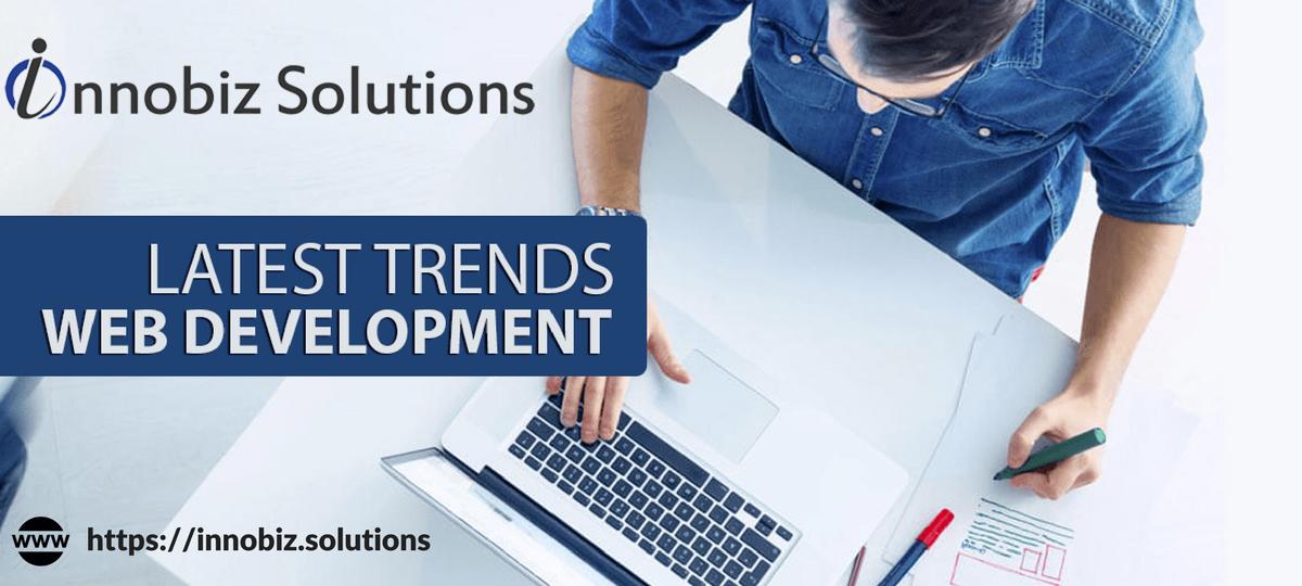 Innobiz Solutions Provide Expert Webapplication Development And Webdesign Services In Chicago Contact Web Development Website Development Company Development