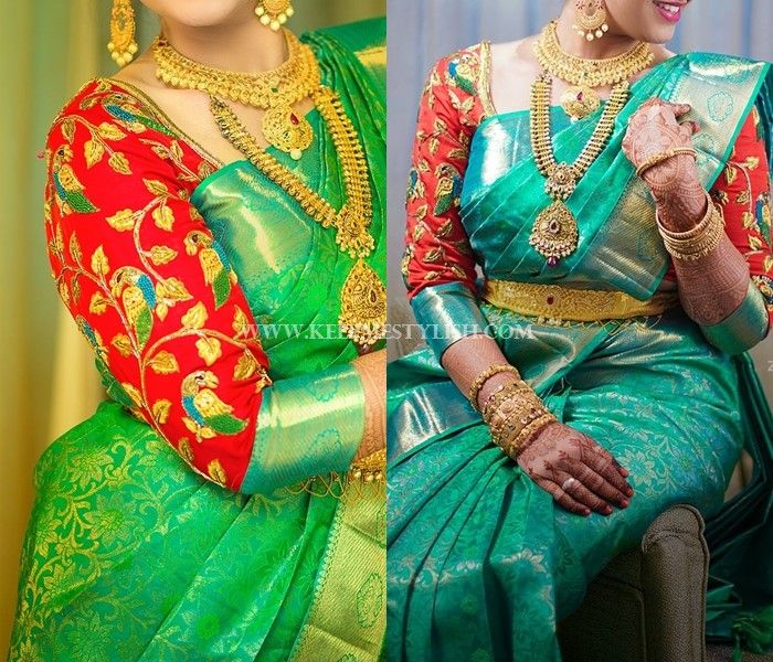 871e8c4a10357 You Will Fall in Love with These 17 Traditional Blouse Designs ...