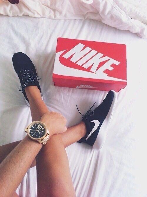 Nike Sneakers Tumblr