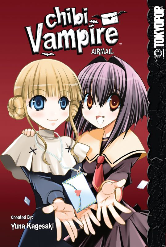 Chibi Vampire: Airmail Graphic Novel - Price: $3.99