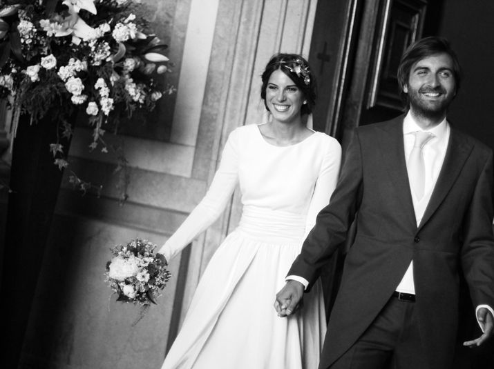 wedding and bride: marta riumbau - fashion blog barcelona   mes
