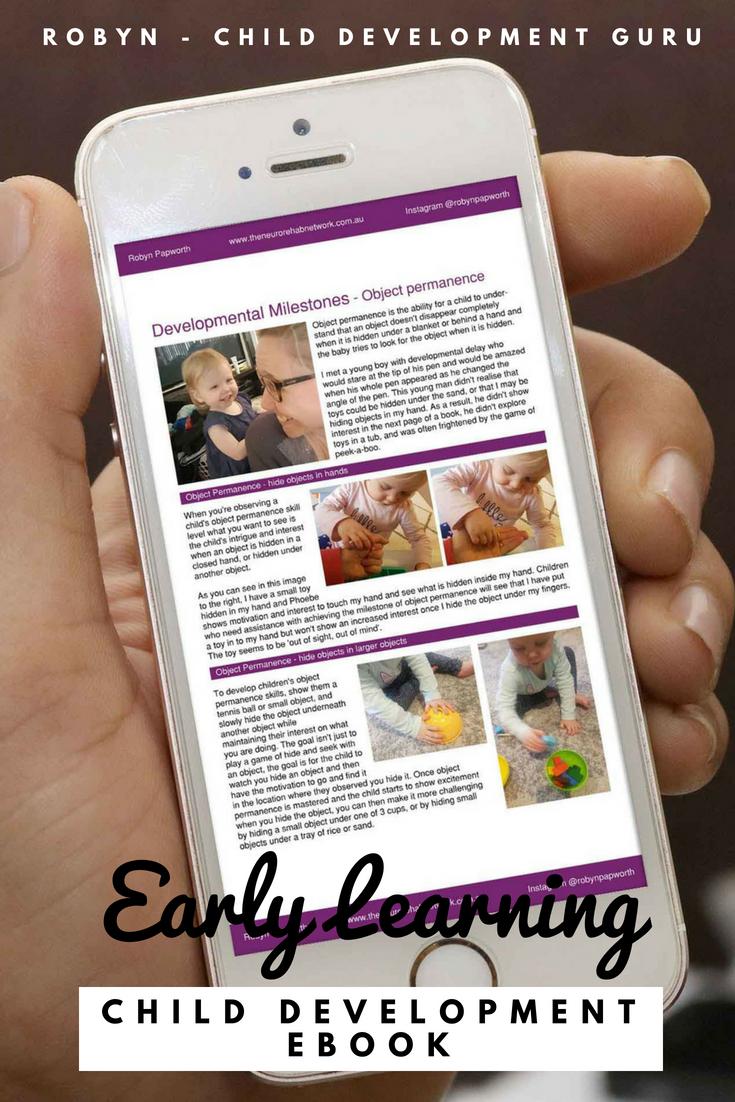 Early Learning Education Professional Development Ebook
