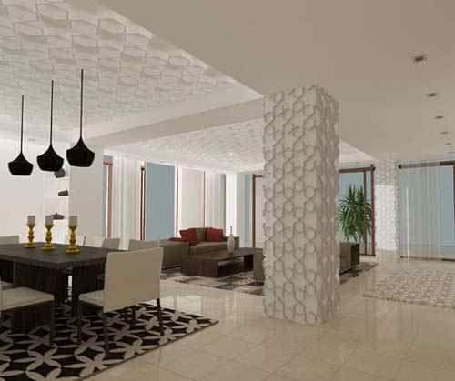 Modern Islamic Art 3 Interior Design Dubai Moorish Design Modern Interior Design