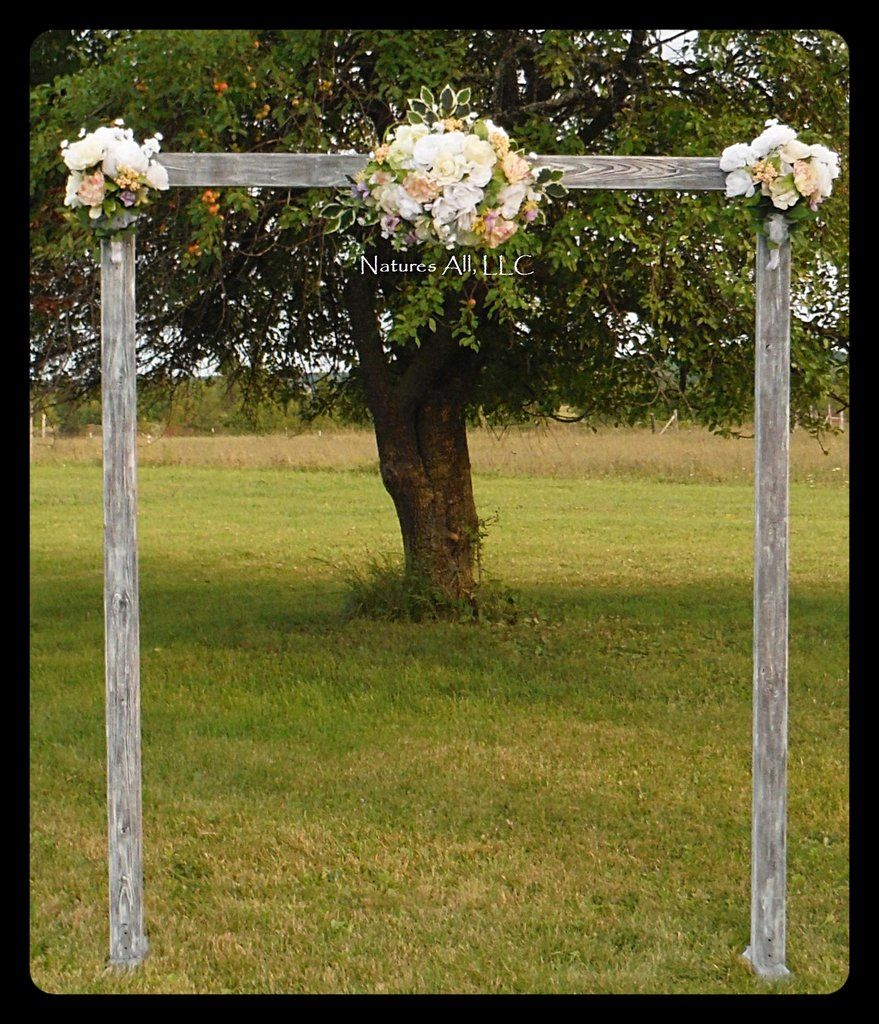 Diy altar decorations outside wedding google search ely