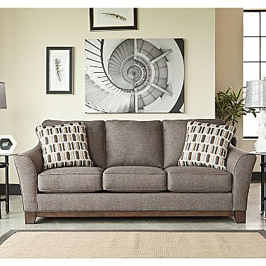 Buy Signature Design By Ashley Janley Sofa Benchcraft At Jcpenney Com Today And Enjoy Great Savings Sofas Sofa Upholstery Sofa Furniture
