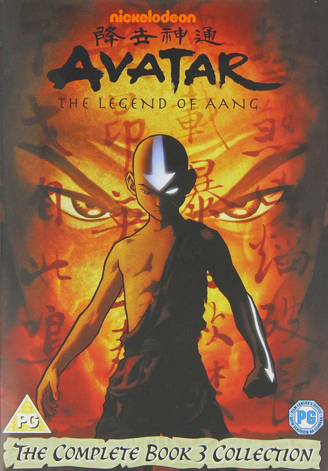 Avatar The Last Airbender Book Fire Animes Online Animes Para