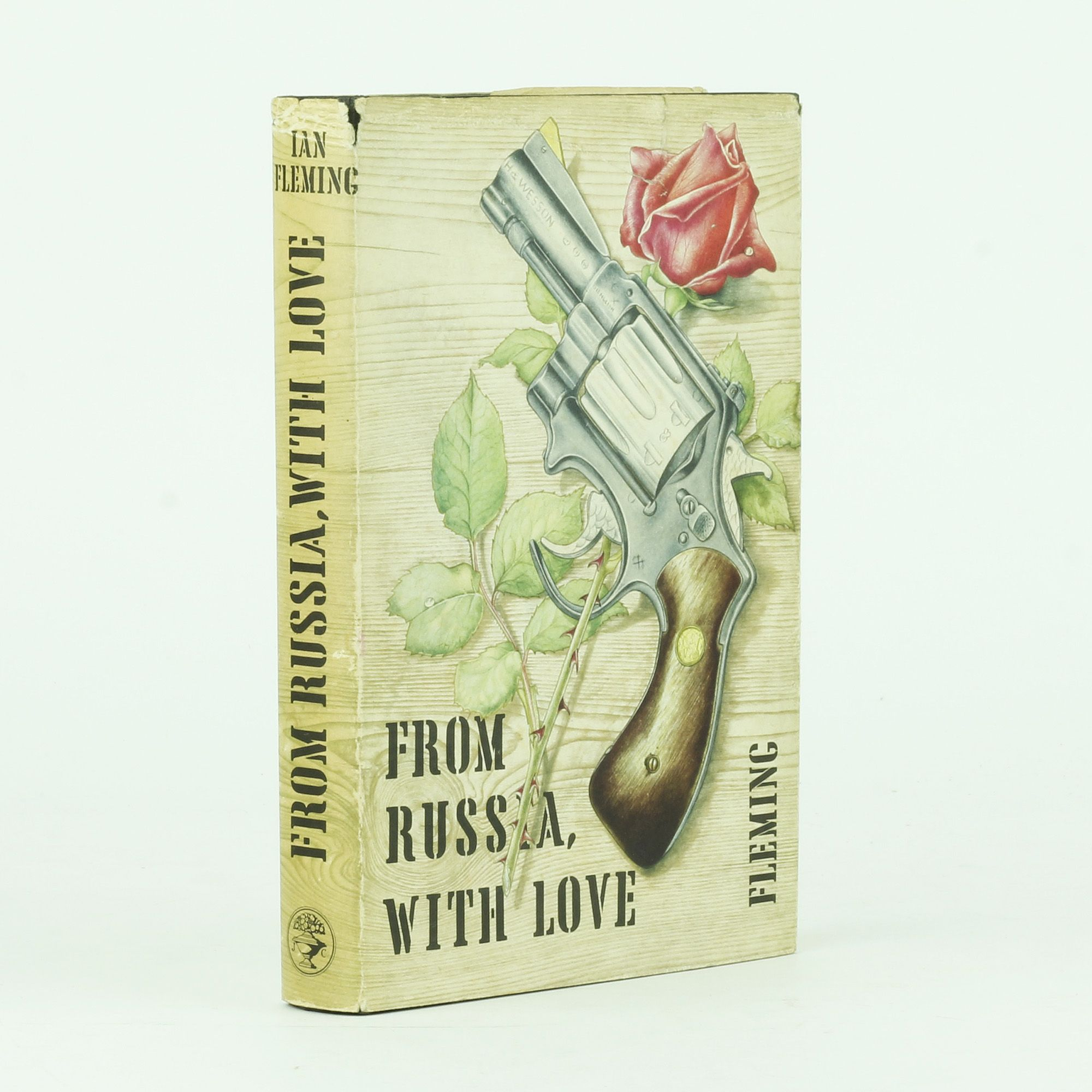 Ian Fleming, From Russia With Love, First Edition (With