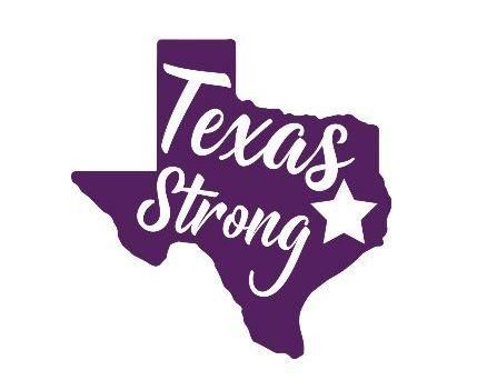 Hurricane harvey fundraiser texas strong vinyl decal 63 colors free shipping