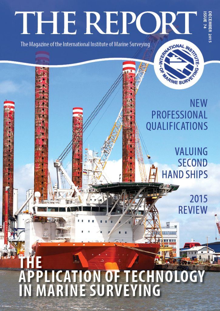 International Institute of Marine Surveying, the Report