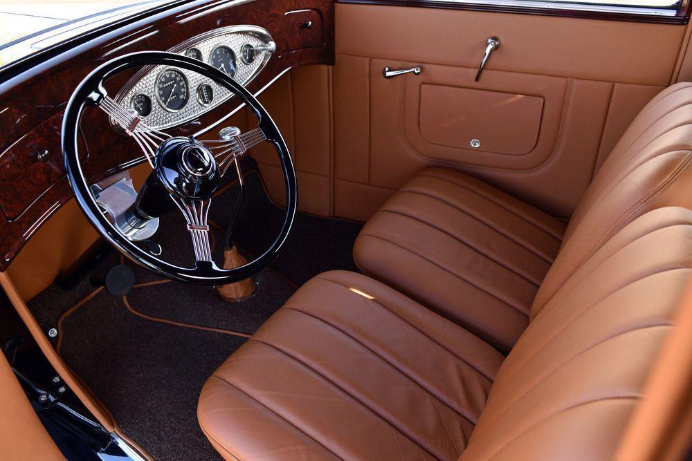 Chip Foose Foose Design Custom Car Interior Car Interior Foose
