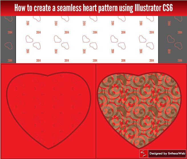 how to make a heart in photoshop cs6
