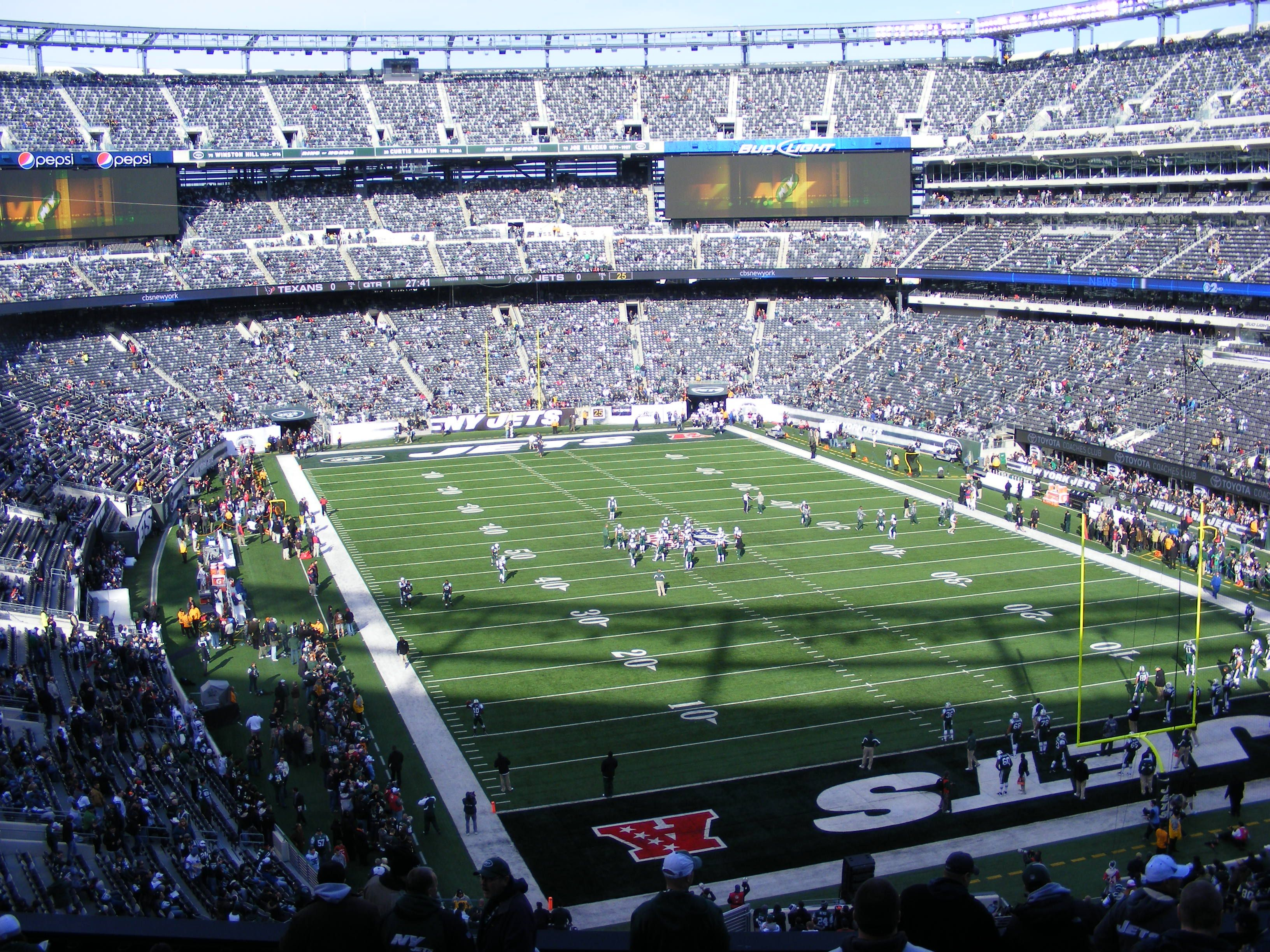 3e5d1eb172d The MetLife stadium, home of the New York Jets | Image source:  Thesportsroadtrip.com