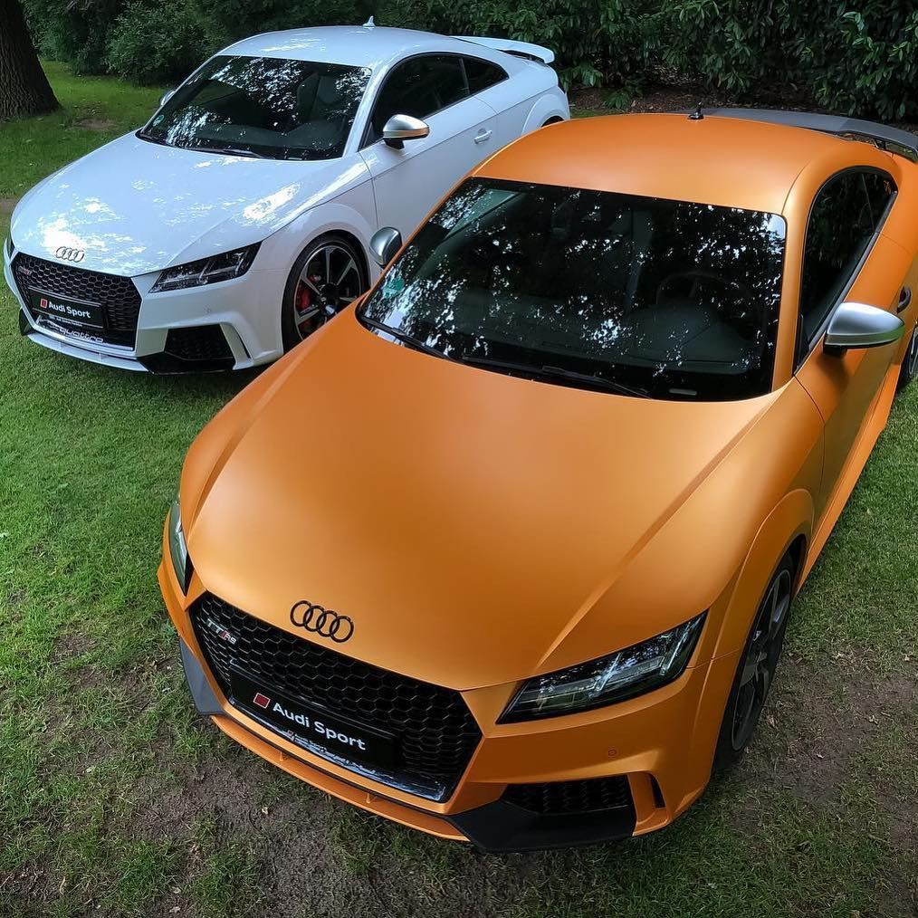 Rs For Luxury Cars: Audi TT RS #audi #ttrs #rs #audittrs