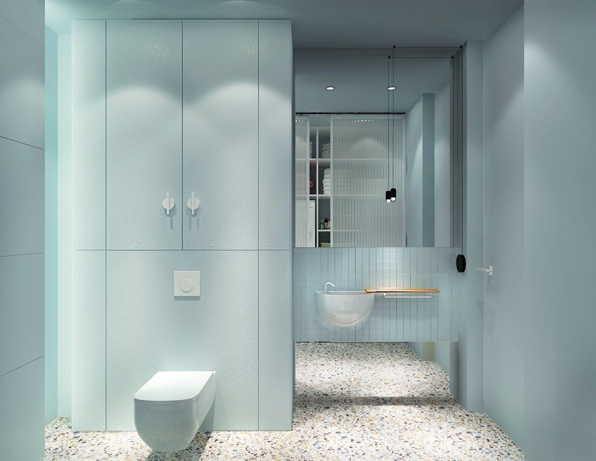 Underlayment In Badkamer : 40 modern minimalist style bathrooms aseos pinterest modern
