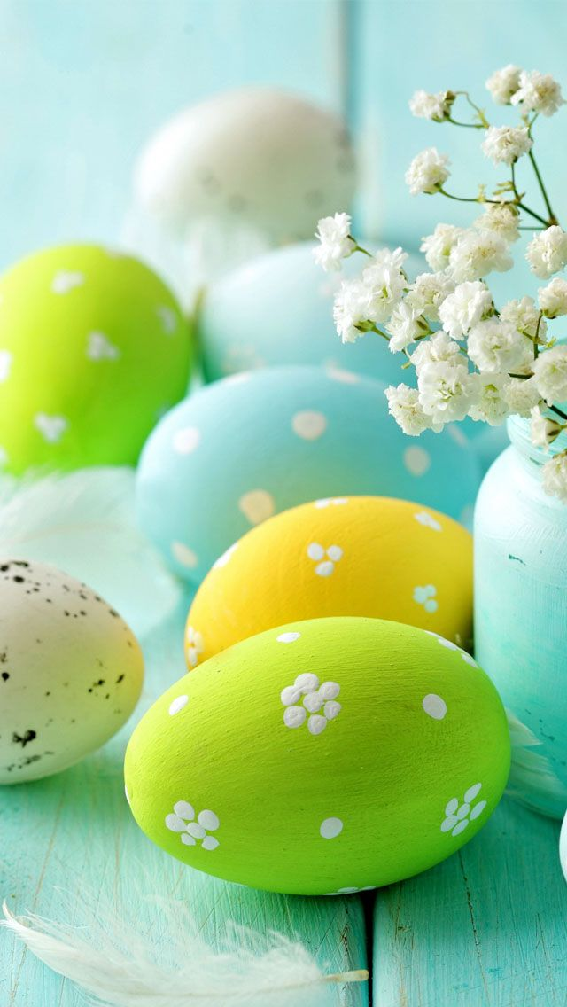 30 Cute Easter iPhone Wallpapers Happy easter wallpaper