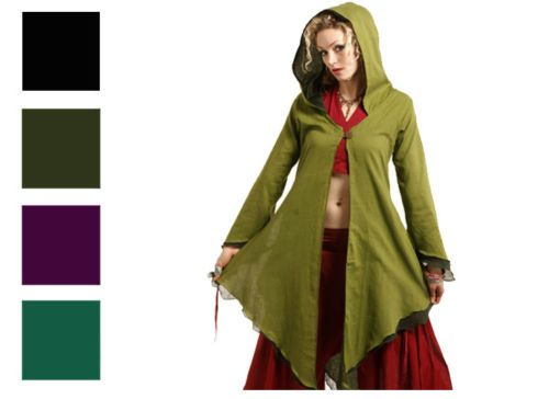 FLOATY-SUMMER-HOOD-PIXIE-JACKET-TOP-hippy-psy-trance-festival-clothing-wicca