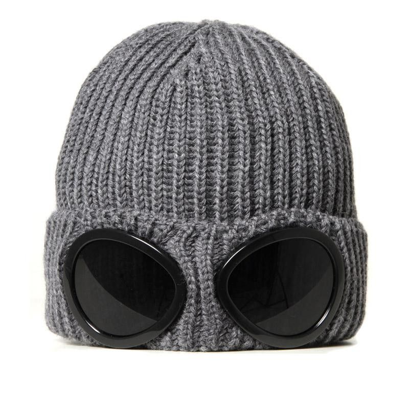aef1fcaae65 C.P. Company Goggle Beanie... now THIS little number would make cold  weather riding a little more bearable...    SNARK