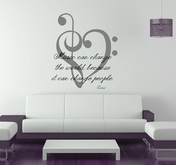 Charming Explore Wall Art Decal, Wall Vinyl, And More! Music ...