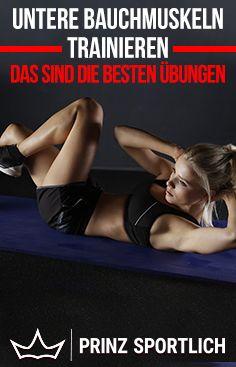 Untere Bauchmuskeln trainieren: Die 14 besten Übungen