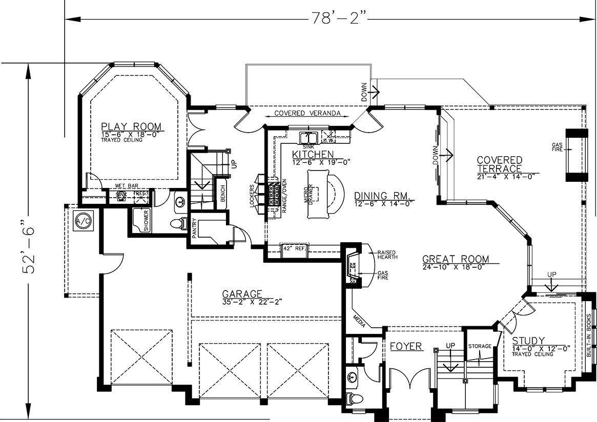 Custom Homes 4 – The WhiteHouse Collection - Richard White Custom ...