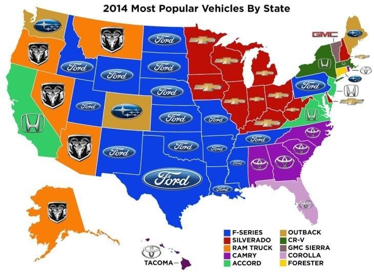 49 maps that explain the usa for dummies most popular