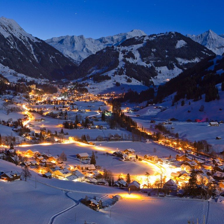 Switzerland Honeymoon 101: How To Plan A Romantic Snowy