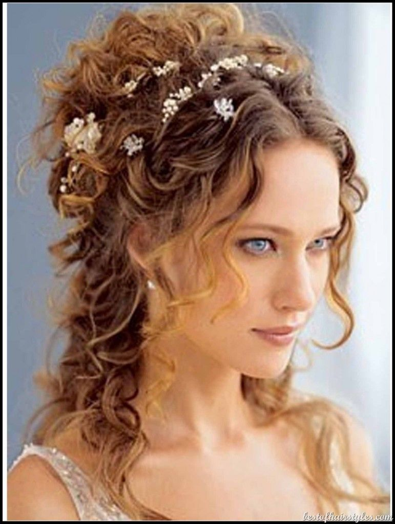 15 beautiful wedding hairstyles for long hair | boho, magazines