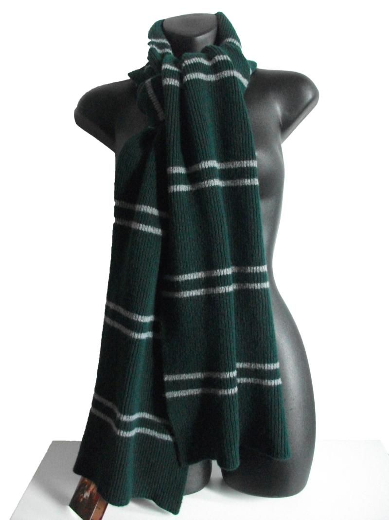 f14427e77876b slytherin scarf - Google Search Harry Pitter