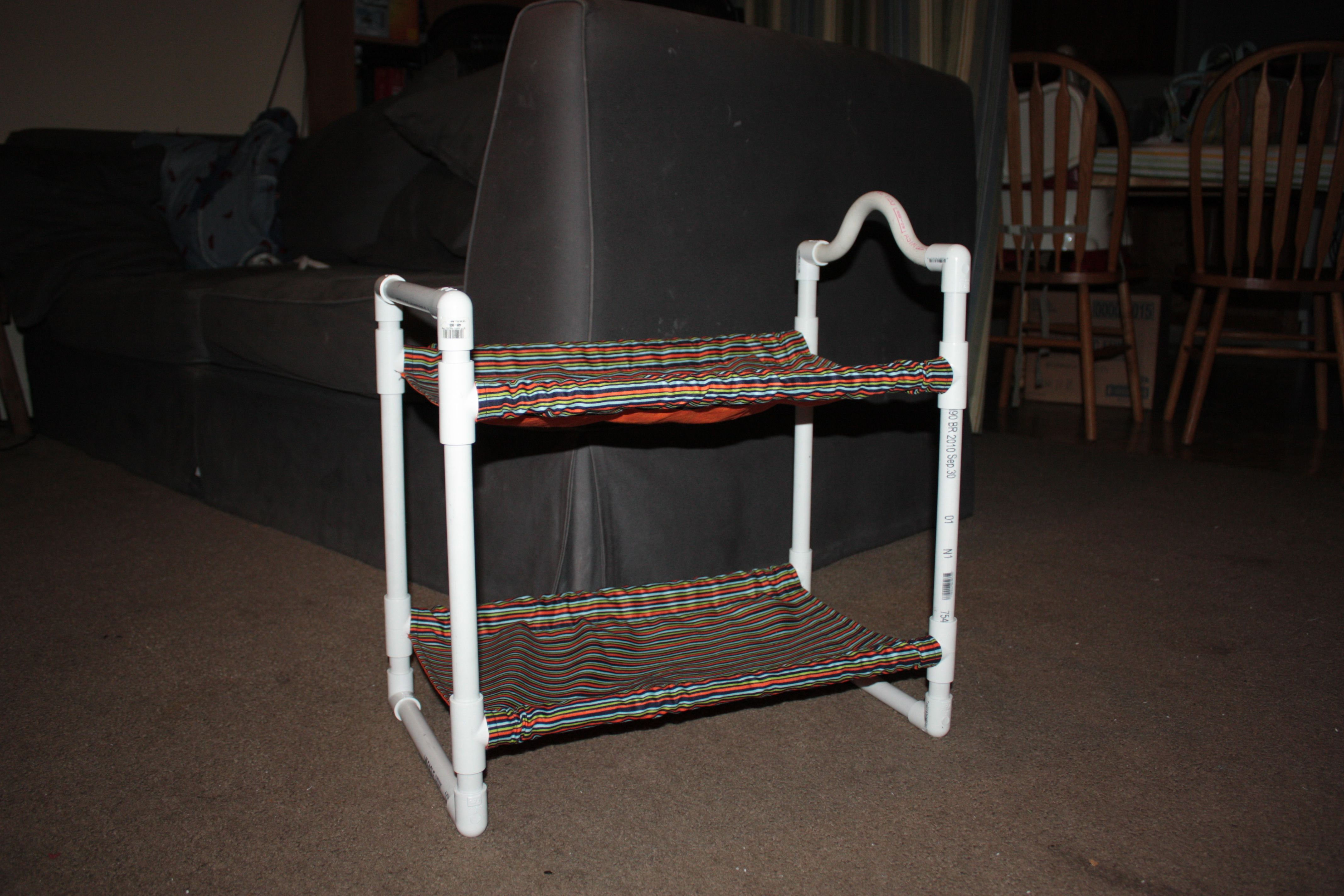 Pvc Bunk Bed American Girl Doll Bed Stuff I Ve Made American