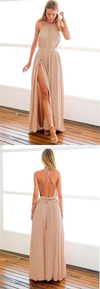 Sırt Dekolteli 2018 Abiye Modelleri Şık Gece Elbiseleri #modestprom
