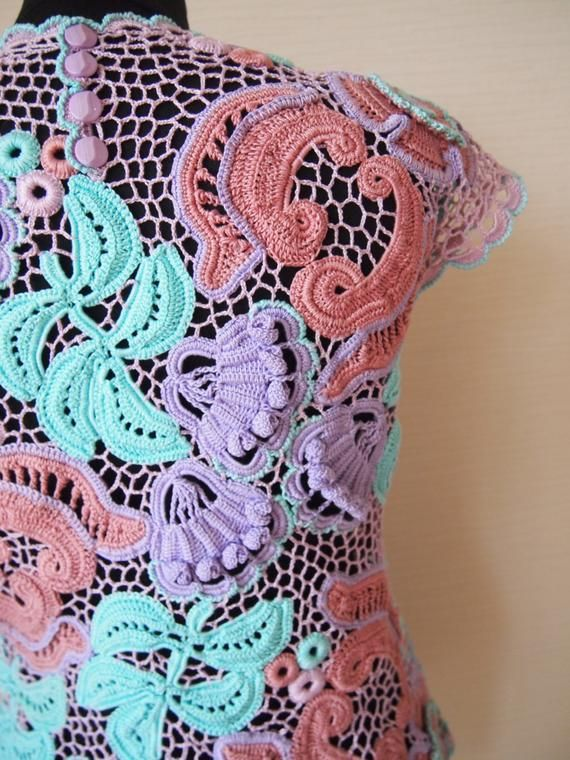 Irish Crochet Motif Pattern,detailed tutorial,crochet decor,crochet applique,irish crochet motifs set,crochet embelishment,crochet brooch #irishcrochetmotifs